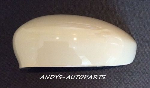 FIAT 500 2007 ONWARDS WING MIRROR COVER L/H OR R/H NEW AGE CREAM